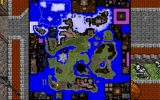 The teleport map